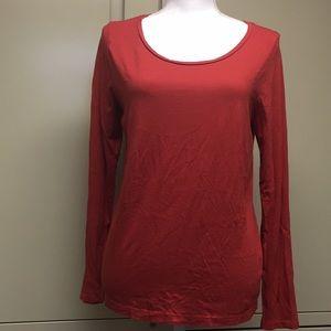 Ann Taylor Loft L/S T-Shirt, Large